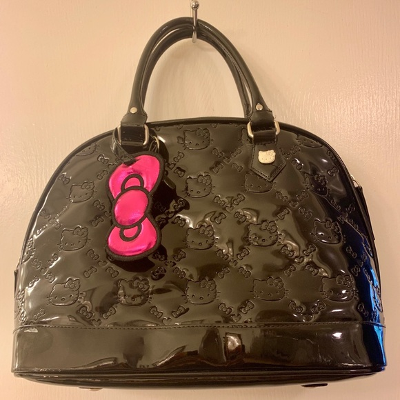 c0e5f89de5e9 Loungefly Handbags - Hello Kitty Loungefly Patent Leather Purse.